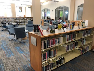 Library renovations give students 'more collaborative space'