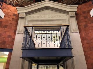 Doorway a symbol of Evansville, USI history