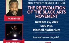 2019 Berger Lecture to cover Black Arts Movement
