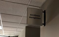 University announces enrollment management changes