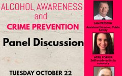 SGA-sponsored week of events to combat crime, drunk driving