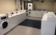 Campus laundry facilities are putting students in tight spots