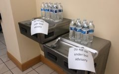 Boil advisory hits campus; housing and food services offering bottled water