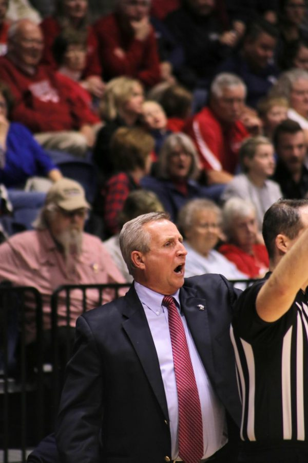 GALLERY: Head coach Rodney Watson surpassed Bruce Pearl to become winningest coach in USI history after defeating Kentucky Wesleyan College