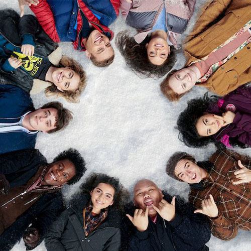 'Let It Snow' follows diverse, fun relationships