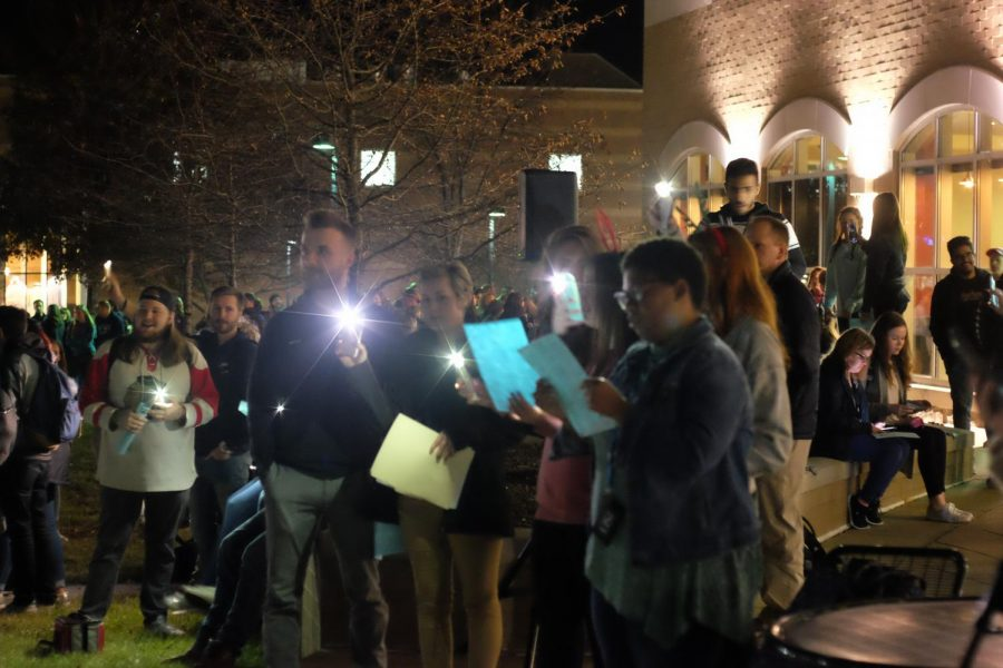 Lighting a Tradition brings community together