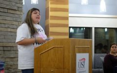 Students advocate for change at oratorical competition