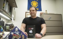 Student veteran explores personal struggles in new book