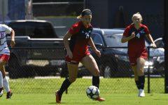 Junior forward follows new path to field