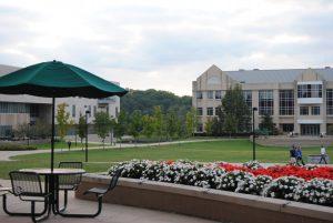 University down $4.6 million