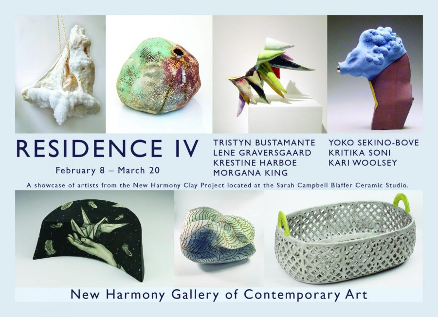 Annual exhibit comes to New Harmony gallery