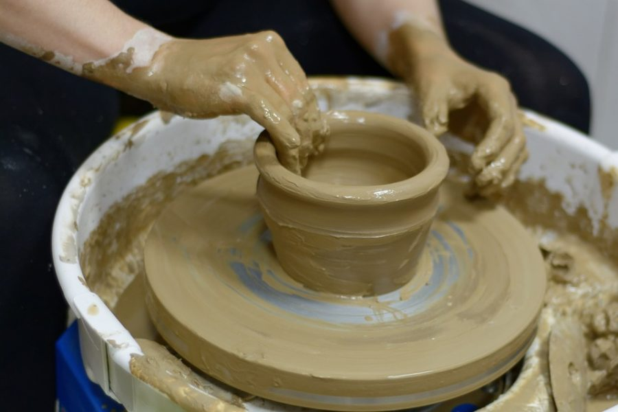 Importance of campus art center, ceramics center