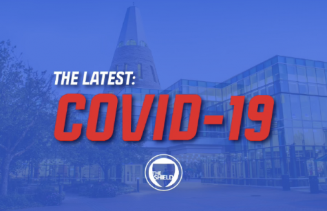 Week eight COVID-19 data shows a decrease in new cases