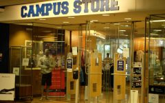 Campus Store will be taken over by Barnes and Noble