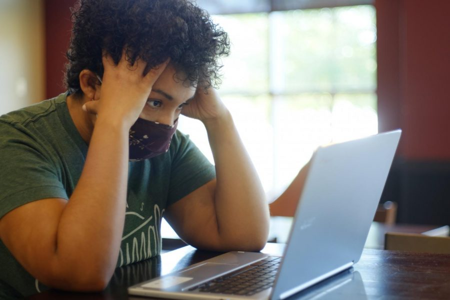 Midterms causing brain fog