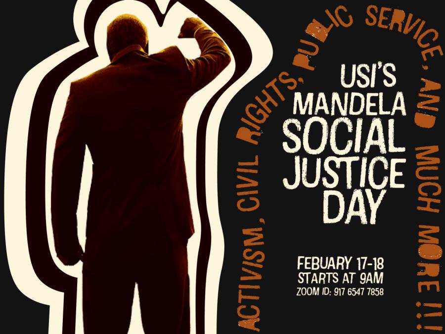 USI's Mandela Social Justice Day