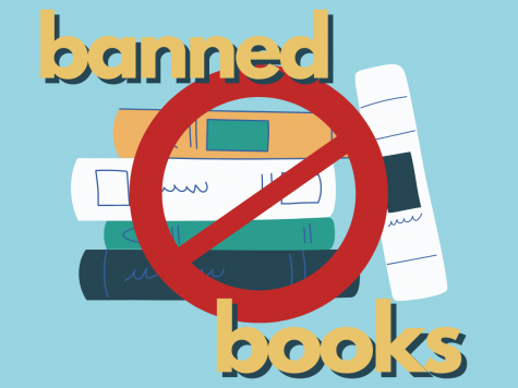 Banned Book Week 2021 was Sept. 26 - Oct. 2. A banned book is one that is made unavailable in libraries or stores.