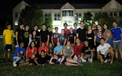 International Club, Panamanian Association and Spanish Club joined together to celebrate Hispanic Heritage month with a kickball tournament Sept. 28, 2021. National Hispanic Hertiage Month, Sept. 15 - Oct.  15, was enacted as an official month of observance Aug. 17, 1988.