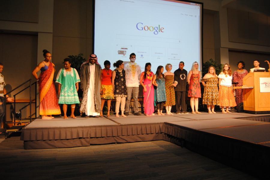 Global Getups: International club students flaunt various fashions (VIDEO)