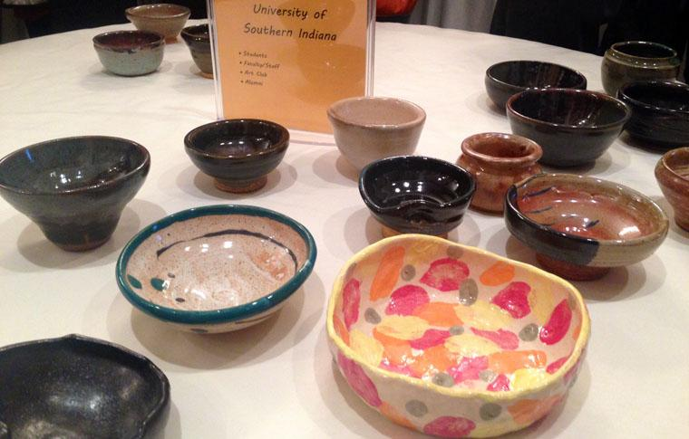 Largest crowd yet helps fill empty bowls
