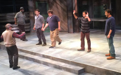 Students react to theatre closing