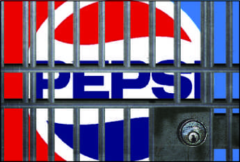 Pepsi moves behind the counter