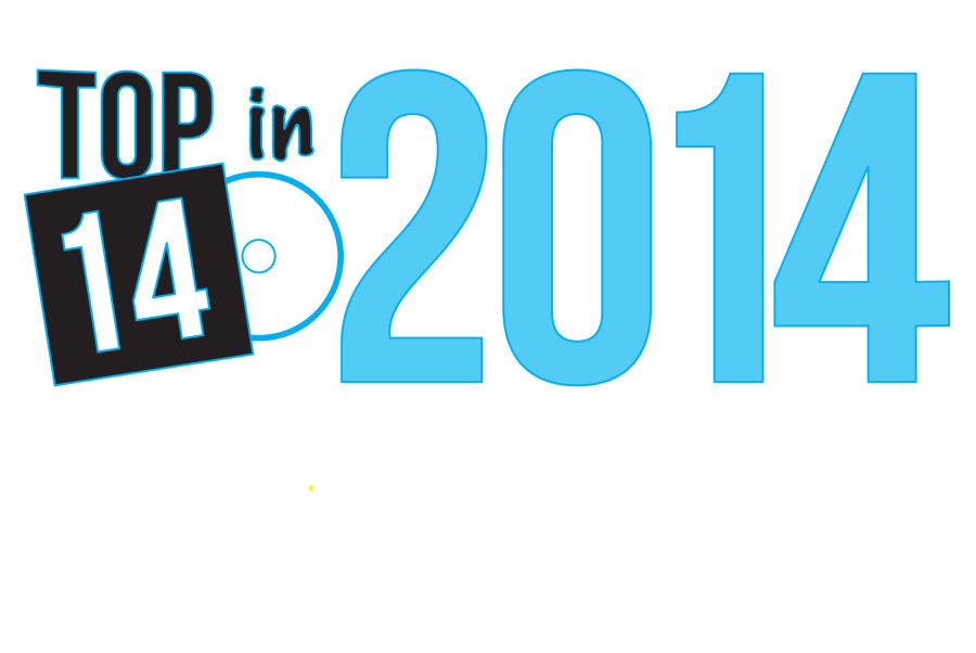 Top 14 of 2014