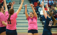 Volleyball adds depth, works on team bonding