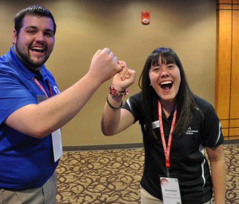 A voice for students: Three vie for SGA presidency