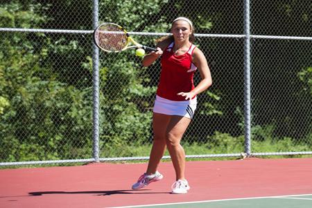 Women's tennis confident for fall season