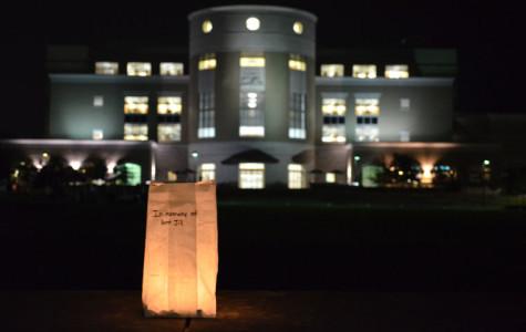 GALLERY: TWLOHA holds candlelight vigil